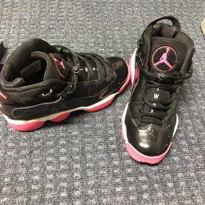 Nike Air Jordan 6 Rings GS